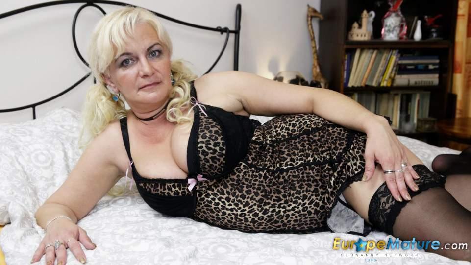 Adult material mature granny