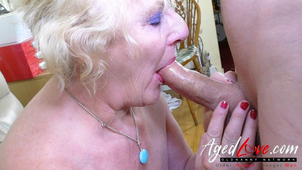 Agedlove mature lacey starr fucks handy black guy - 2 part 2
