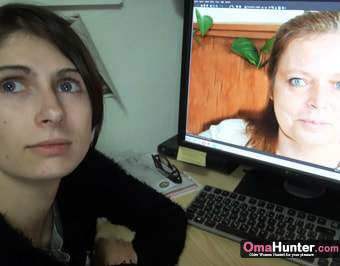 Hunter girl in search of mom to fuck